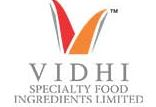 Vidhi Speciality Foods